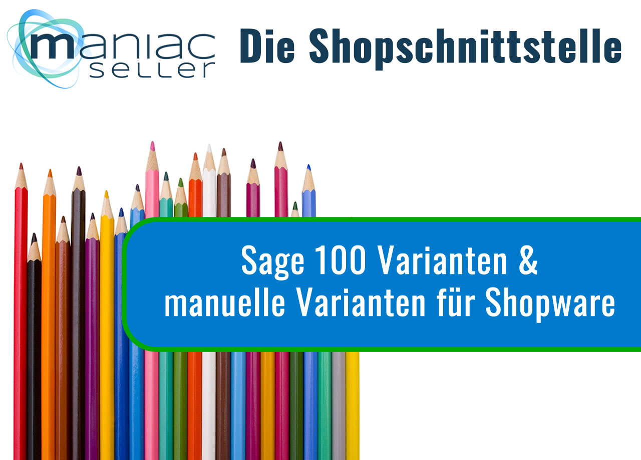 Varianten & Multivarianten für Shopware